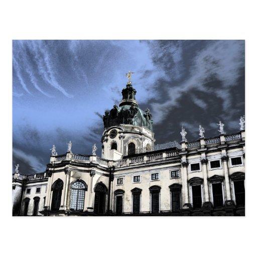 Schloss Charlottenburg in Berlin Deutschland Postkarten