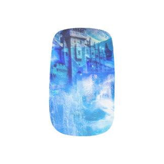 Schloss des Glases Minx Nagelkunst