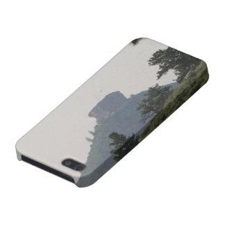 Schloss-Felsen 4/4s iPhone 5 Case