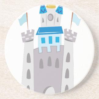 Schloss Getränkeuntersetzer