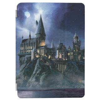 Schloss Harry Potters | Hogwarts nachts iPad Air Hülle