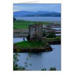 Schloss-Jäger in Schottland Karte