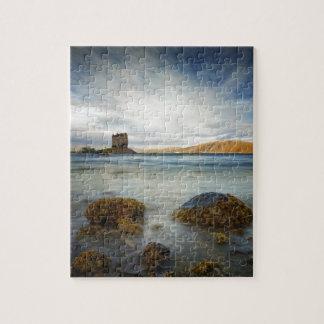 Schloss-Jäger, Schottland Puzzle