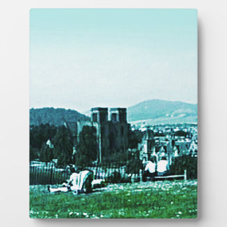 Schloss-Kunst snap-38784 Schottlands Inverness Fotoplatte