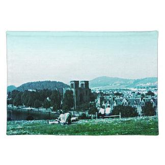 Schloss-Kunst snap-38784 Schottlands Inverness Tischset