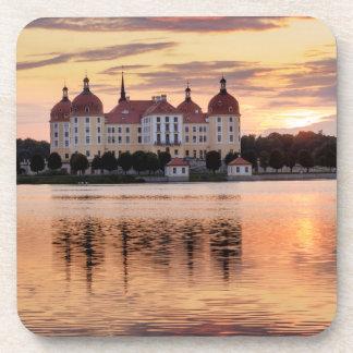 Schloss Moritzburg Getränkeuntersetzer