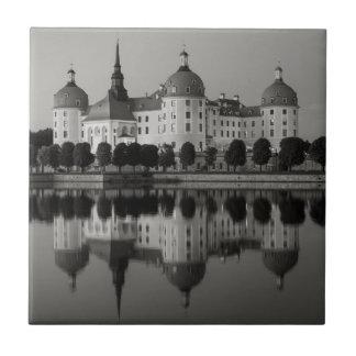 Schloss Moritzburg Sachsen Fliese