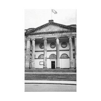 """""""Schloss-Museums"""" Wandkunst Leinwanddruck"""