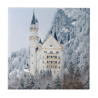Schloss Neuschwanstein Fliese