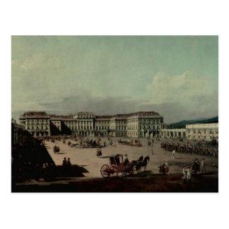 Schloss Schonbrunn, 1759-60 Postkarte