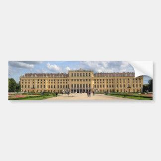 Schloss Schönbrunn Autoaufkleber