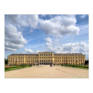 Schloss Schönbrunn Postkarte