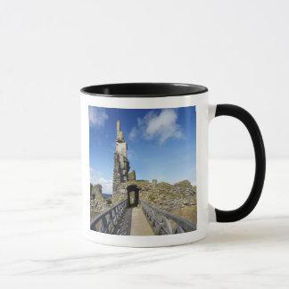 Schloss Sinclair Girnigoe, Docht, Caithness, 2 Tasse