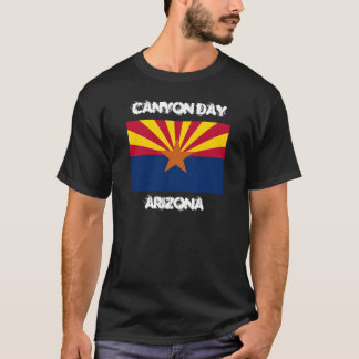 Schlucht-Tag, Arizona T-Shirt