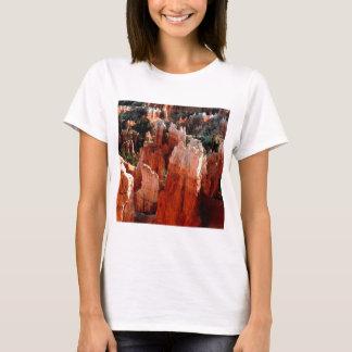 Schlucht-Turm-Ansicht Bryce T-Shirt