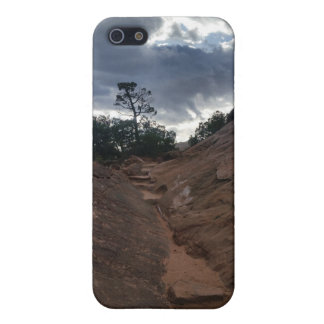 Schlucht übersehen HinterZion Nationalpark Etui Fürs iPhone 5