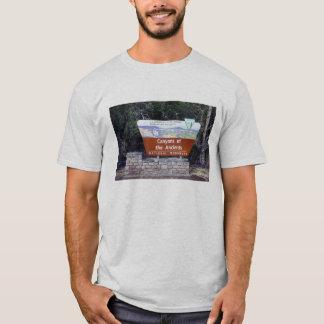 Schluchten der Menschen des Altertums T-Shirt