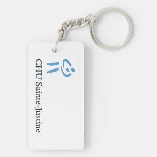 Schlüssel tragen- CHU Ster-Justine Schlüsselanhänger