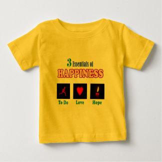 Schlüssel zum Glück Baby T-shirt