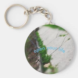Schlüssel zum Leben Schlüsselanhänger
