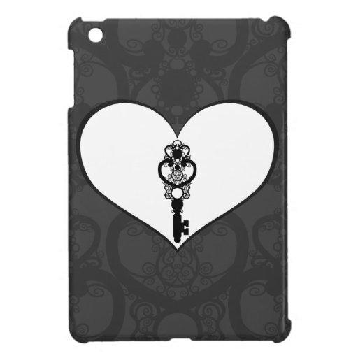 Schlüssel zur Liebe I Etui Fürs iPad Mini