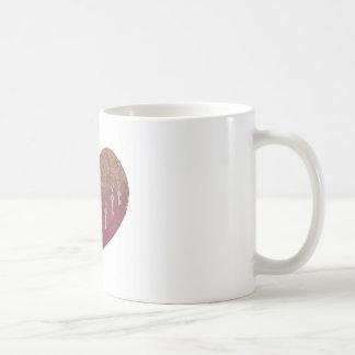 Schlüssel zur Liebe Tasse