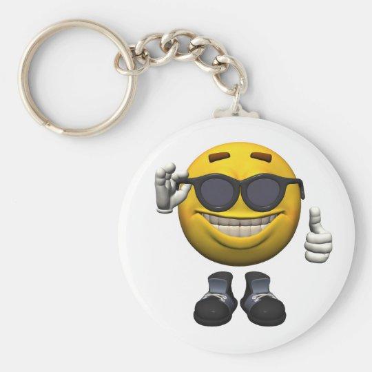 Schlüsselanhänger Emotiguy
