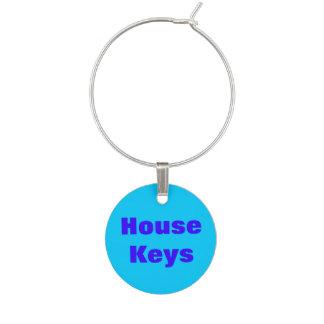 Schlüsselanhänger Glasmarker