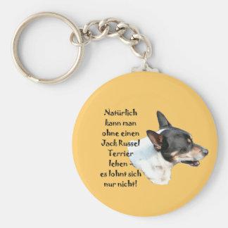 """Schlüsselanhänger """"Jack-Russel-Terrier """""""