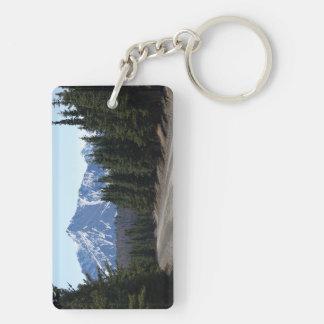 Schlüsselanhänger Landschaft in Alaska