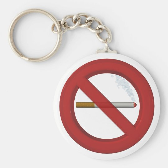 Schlüsselanhänger Nichtraucher