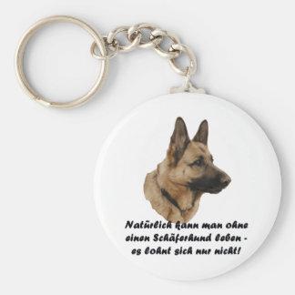 """Schlüsselanhänger """"Schäferhund """""""