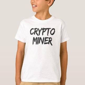 Schlüsselbergmann Cryptocurrency Druck T-Shirt