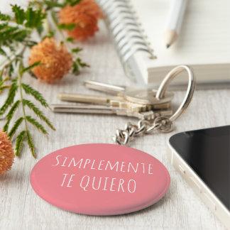 Schlüsselbund der Liebe Schlüsselanhänger