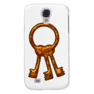 Schlüsselbund key ring galaxy s4 hülle
