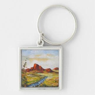 Schlüsselkette Ann Hayes, das roten Felsen Canyan Schlüsselanhänger