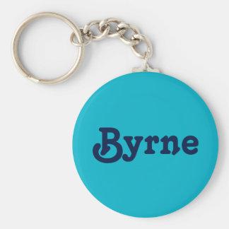 Schlüsselkette Byrne Schlüsselanhänger