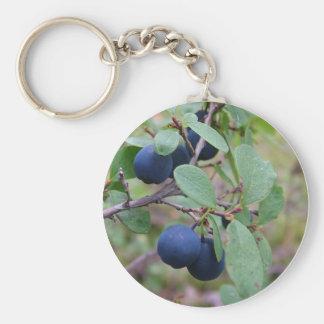 Schlüsselkette der wilden Beeren Schlüsselanhänger