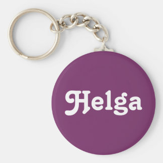 Schlüsselkette Helga Standard Runder Schlüsselanhänger