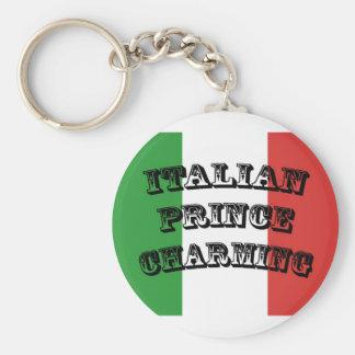 Schlüsselkette italienischen Prinzen Schlüsselanhänger