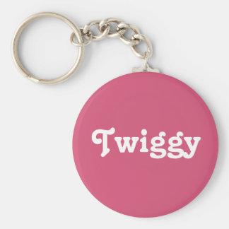 Schlüsselkette Twiggy Schlüsselanhänger