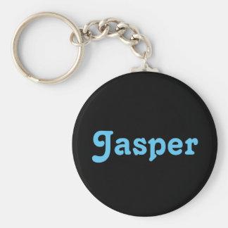 Schlüsselketten-Jaspis Schlüsselanhänger