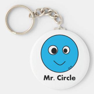 Schlüsselring Mr_. Circle By SCHAUFEL Schlüsselanhänger