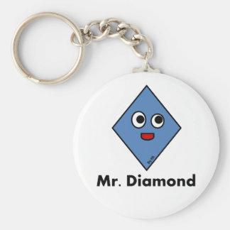 Schlüsselring Mr_. Diamond By SCHAUFEL Schlüsselanhänger