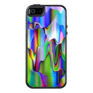 Schmelzende Regenbogen-Eiscreme OtterBox iPhone 5/5s/SE Hülle