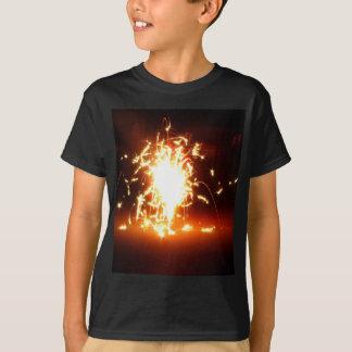 Schmelzendes Feuer T-Shirt