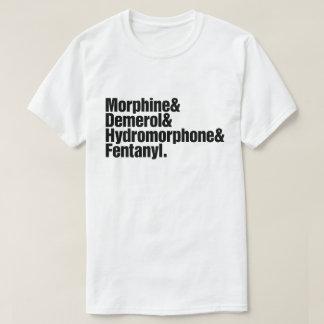 Schmerz-Weiterentwicklung - Anästhesie T-Shirt