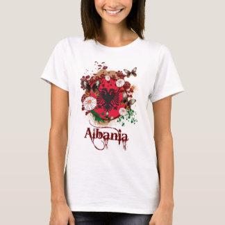 Schmetterling Albanien T-Shirt