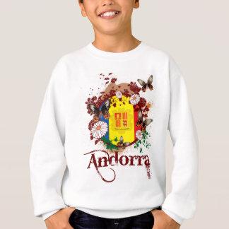 Schmetterling Andorra Sweatshirt