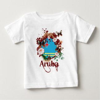 Schmetterling Aruba Baby T-shirt